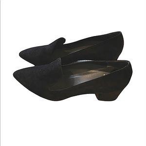 Stuart Weitzman Suede Shoes